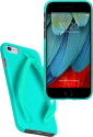 sbs Summer Chic - Pour Apple iPhone 6/6s/7/8 - Bleu