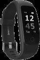 sbs Smart Fit - Bracelet d'activité sans fil - Avec mode entraînement - Noir