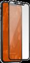 sbs 4D Ultra - Glas-Displayschutz - Für Apple iPhone X - Transparent/Schwarz