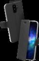 sbs Sense - Étui portefeuille - Pour Samsung Galaxy S9+ - Noir