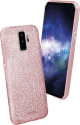 sbs Sparky Glitter - Pour Samsung Galaxy S9+ - Rose