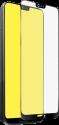 sbs Full Cover - Displayschutzfolie - Für Huawei P20 - Transparent/Schwarz