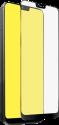 sbs Full Cover - Displayschutzfolie - Für Huawei P20 Plus/P20 Pro - Transparent/Schwarz