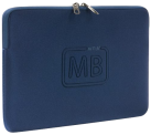 TUCANO Second Skin Elements MacBook Air 11, blau