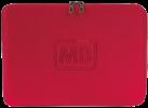 TUCANO Second Skin Elements MacBook Air 13, rouge