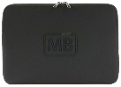 TUCANO Second Skin Elements MacBook Pro 13, schwarz