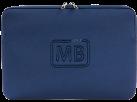 TUCANO Second Skin Elements MacBook Pro 13, blu