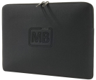 TUCANO Second Skin Elements MacBook Pro 15, schwarz