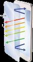celly GLASS523, pour Microsoft Lumia 950