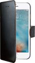 celly Wally Case - für Apple iPhone 7 Plus - Schwarz
