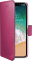 celly WALLY900 - Per Apple iPhone 8 - Rosa