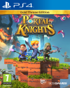 Portal Knights - Gold Pack Edition (Day-One-Edition), PS4, Multilingual