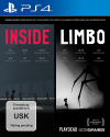 Inside / Limbo Double Pack, PS4 [Versione tedesca]