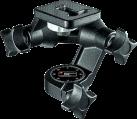 Manfrotto 056 - Rotule trépied 3D - Noir