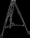 Manfrotto 542 A.R.T. Carbon Lightweight - Video-Stativ - Automatische Höhenverstellung - Schwarz