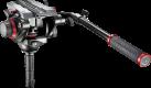 Manfrotto 504HD - Pro Fluid-Video-Neiger - Schwarz