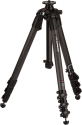 Manfrotto MT057C4-G Carbon Fiber - Stative - Schwarz