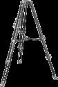 Manfrotto MVT502A Aluminium - Stative - Tubo doppio - Nero
