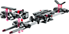 Manfrotto MVA513WK - Sympla long lens support system - Plateau rapide - Noir