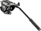 Manfrotto MVH500AH - Fluid-Video-Neiger - Schwarz