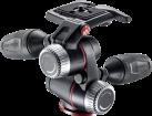 Manfrotto MHXPRO-3W - Rotule trépied 3D - Noir
