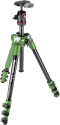 Manfrotto Trepied Befree compact, vert