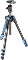 Manfrotto Trepied Befree compact, bleu
