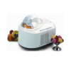 NEMOX Gelato Chef 2200 - Sorbettiere - Capacità: 1 kg - bianco