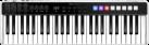 IK MULTIMEDIA iRig Keys I/O 49 - Clavier - 49 touches - Noir/Blanc