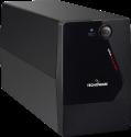 TECNOWARE ERA PLUS 1100 - Unterbrechungsfreie Stromversorgung - 1100 W - Schwarz