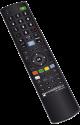 GBS 1717 - Fernbedienung - für Sony TV - Schwarz