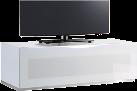 MUNARI MU-MO106 - Meuble TV - éclairage LED - Blanc