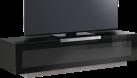 MUNARI MU-BG422 - TV-Möbel - Empfohlene Bildschirmgrösse: - 60 - Schwarz