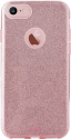 PURO Shine Cover - Coque - Pour iPhone 7/8 - Or rose