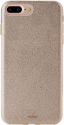 PURO Shine Cover - Schutzhülle - Für iPhone 6 Plus/6s Plus/7 Plus/8 Plus - Gold