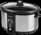 FERRARI G10062 Slow Cooking - Fornello multifunzionale - Acciaio inox