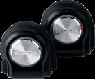 Nilox Drops - cuffia Bluetooth - con microfono  - nero