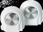 Nilox Drops - Bluetooth Kopfhörer - mit Mikrofon - weiss