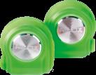 Nilox Drops - Bluetooth Kopfhörer - mit Mikrofon - grün