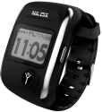 Nilox Bodyguard - Smartwatch - SOS Button - schwarz