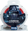 CRUNCH CR25WK  - 25 mm2 Amplifier-Installation-Kit