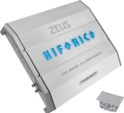 HIFONICS ZXI4002 - Verstärker - 400 W - Weiss