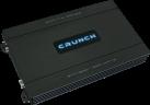 CRUNCH GTX4800 - Verstärker - 1600 W - Schwarz