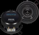 CRUNCH DSX32 - Haut-parleurs - 8.8 cm - Noir