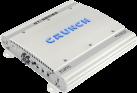CRUNCH GTI2200 - Amplifier - 2 Kanal - Weiss
