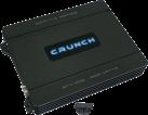 CRUNCH GTX1200 - Verstärker - 1200 W - Schwarz