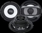 CRUNCH GTi6.2W - Lautsprecher - 16.5 cm - Schwarz