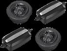 CRUNCH GTi6.2T - Haut-parleur - 2.5 cm - Noir