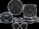CRUNCH  DSX4.2C - Lautsprecher - 120 W - Schwarz