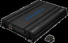CRUNCH GPX2200.1D - Verstärker - 2200 W - Schwarz